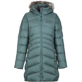 Marmot Montreal Coat Women Mallard Green